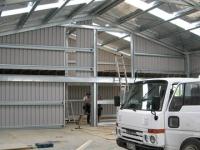 101 - 12x25x4.2 - Farm shed | Storage Shed | Workshop | Wide Span Shed