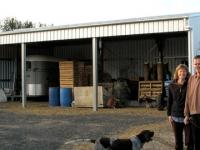 134 - 7x 12 x 3.5 Farm Shed|Storage Shed| Garage Shed |Wide Span Shed | Workshop | Steel shed