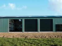 112 - 12x21x4.2 - Farm shed | Storage Shed | Workshop | Wide Span Shed
