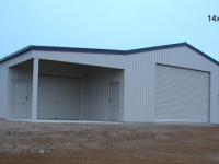 160 - 14X10X3.16 Farm Shed|Storage Shed| Garage Shed |Wide Span Shed | Workshop | Steel shed