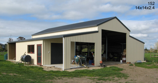 Shed Gallery - Farm Sheds | Industrial Sheds | Lifestyle Sheds