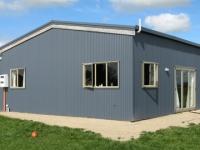 122 - 12x12x3.2 Habitable Shed | Residential | Storage Shed | Garage Shed |Workshop |Steel Shed