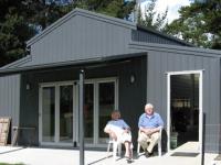 108 - 8x9x2.25 Habitable Shed | Residential | Storage Shed | Garage Shed |Workshop |Steel Shed
