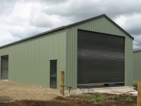 155 - 7x15x4.2 Industrial Shed | Commercial Shed | Storage Shed | Workshops