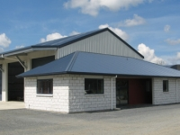 172 - 12x15x5 Industrial Shed | Commercial Shed | Storage Shed | Workshops