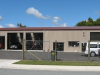109- 12x30x5 Industrial Shed | Commercial Shed | Storage Shed | Workshops