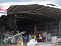 111 - 17x30x5.5 Industrial Shed | Commercial Shed | Storage Shed | Workshops