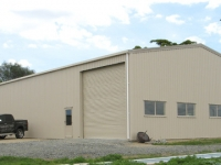 142 - 12x21x4.8 Industrial Shed | Commercial Shed | Storage Shed | Workshops