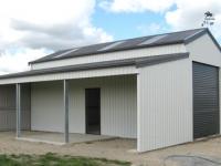 124 - 10x9x2.5 Lifestyle Shed |Storage Sheds |Garage Sheds |Horse Sheds |Car Shed |Workshop |Steel Sheds