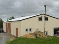 139 - 12X25X4.1 Farm Shed|Storage Shed| Garage Shed |Wide Span Shed | Workshop | Steel shed