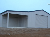 160 - 14X10X3.16 Farm Shed|Storage Shed| Garage Shed |Wide Span Shed | Workshop | Steel shed