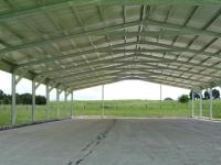 115 - 17x 35x 4.5 Farm-shed|Storage Shed| Garage Shed |Wide Span Shed | Workshop | Steel shed