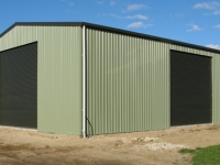 137 -  16x18x5 Farm Shed|Storage Shed| Garage Shed |Wide Span Shed | Workshop | Steel shed