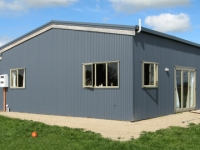 122 - 12x12x3.2 Habitable Shed | Residential | Storage Shed | Garage Shed |Workshop |Steel Shed