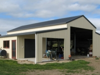 152 - 14x14x2.4 Habitable Shed | Residential | Storage Shed | Garage Shed |Workshop |Steel Shed
