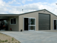 106 - 10.5x12x2.4 Habitable Shed | Residential | Storage Shed | Garage Shed |Workshop |Steel Shed