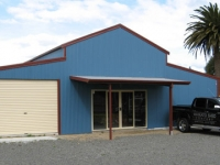 144 - 14x12x2.8 Industrial Shed | Commercial Shed | Storage Shed | Workshops