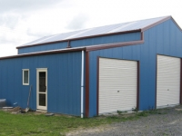 145 - 14x12x2.8 Industrial Shed | Commercial Shed | Storage Shed | Workshops