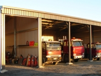 154 - 12x21x4.8 Industrial Shed | Commercial Shed | Storage Shed | Workshops