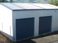 118 - 10x12x4.2 Industrial Shed | Commercial Shed | Storage Shed | Workshops