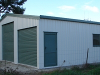 143 - 10x7x2.9 Lifestyle Shed |Storage Sheds |Garage Sheds |Horse Sheds |Car Shed |Workshop |Steel Sheds