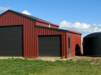 129 - 9x7x3.7 Lifestyle Shed |Storage Sheds |Garage Sheds |Horse Sheds |Car Shed |Workshop |Steel Sheds